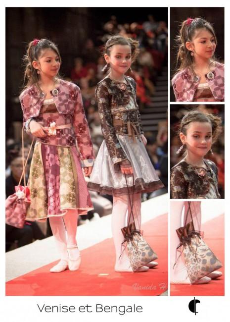 Venise et Bengale au Dimanche de la Mode - Fabienne Dimanov Paris