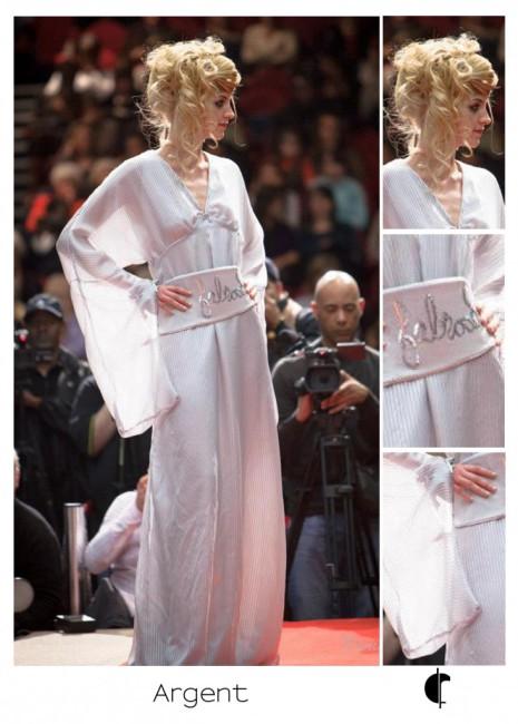 Argent au Dimanche de la Mode - Fabienne Dimanov Paris