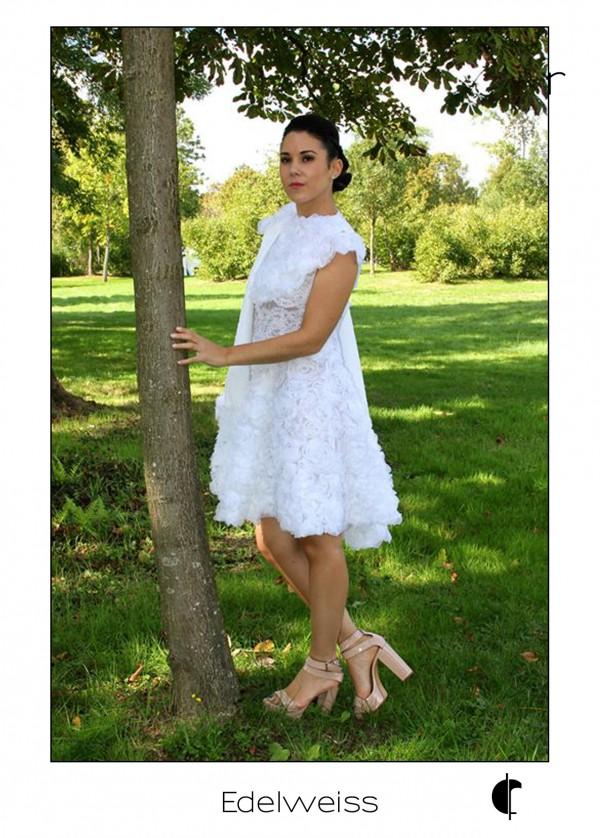 Mariée sur-mesure - Fabienne Dimanov Paris