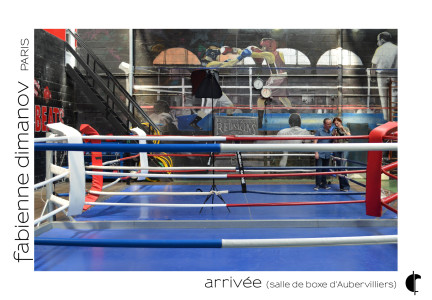 salle de boxe d'Aubervilliers