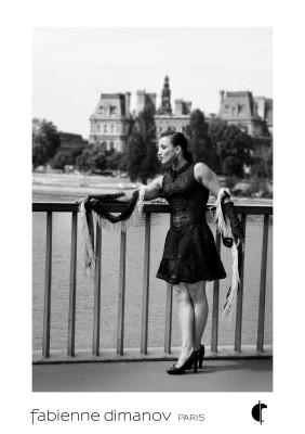 Shooting Sarah Ourahmoune – Fabienne Dimanov Paris