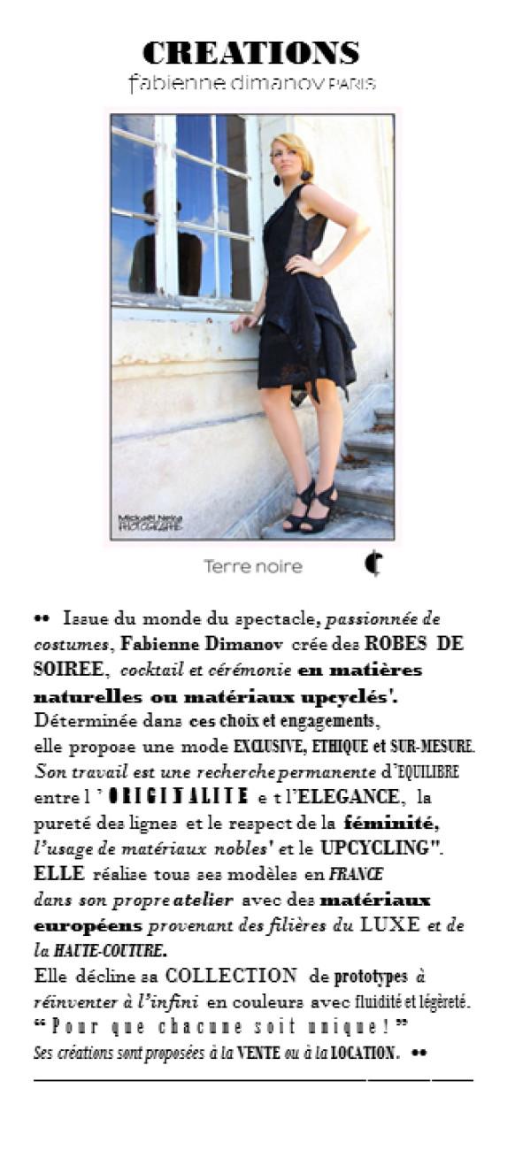 Créations – Fabienne Dimanov Paris