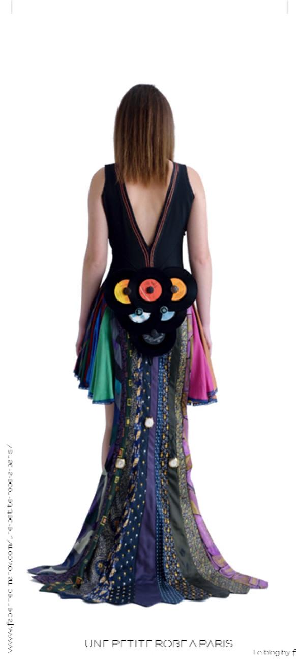 Une petite robe à part – Fabienne Dimanov Paris