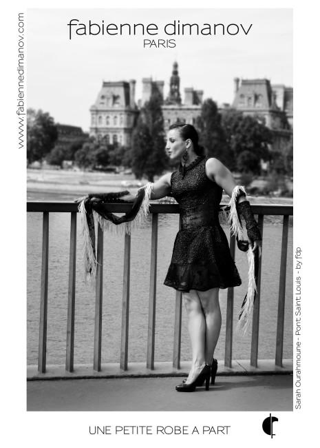 une petite robe à part - Fabienne Dimanov Paris
