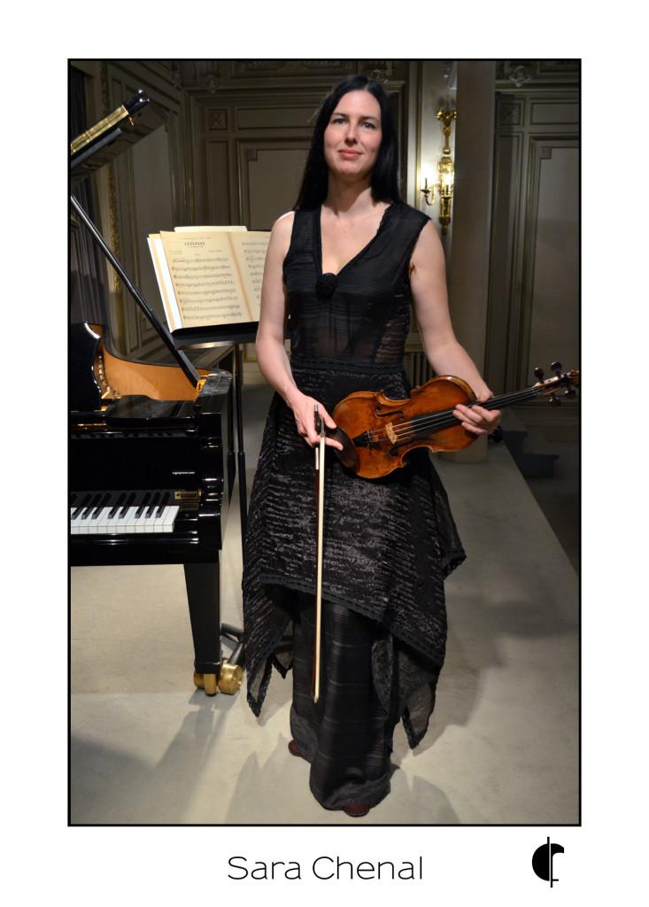Sara Chenal – Fabienne Dimanov Paris