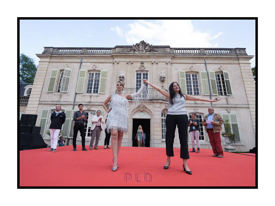 Feu et Fer - Prix Jardin de Créateurs 2016 - Fabienne Dimanov Paris