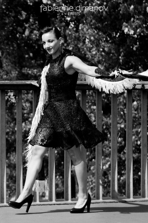 la petite robe noire - Fabienne Dimanov Paris