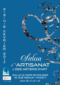 Salon artisanat du 11 me fabienne dimanov paris fabienne for Salon artisanat d art