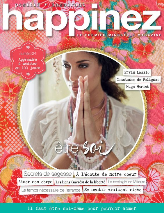 HAPPINEZ 24 - Fabienne Dimanov Paris