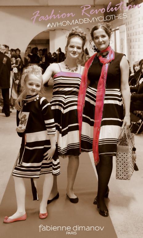 #WhoMadeMyClothes - fashion revolution - Fabienne Dimanov Paris