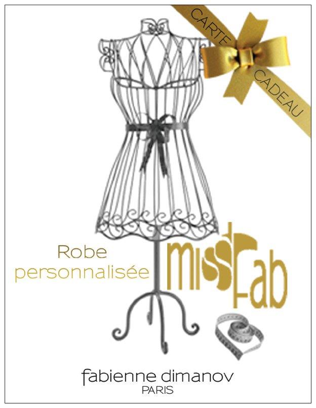 Carte_cadeau Miss Fab - Fabienne Dimanov Paris