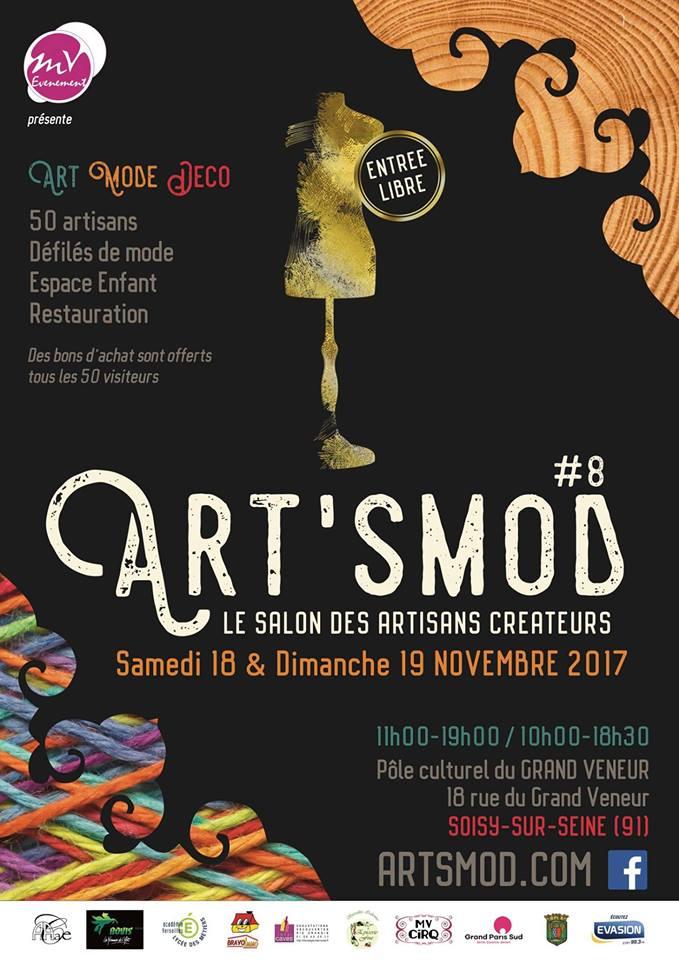 Artsmod2017 - Fabienne Dimanov Paris