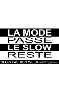 Slow Fashion Week- Fabienne Dimanov Paris