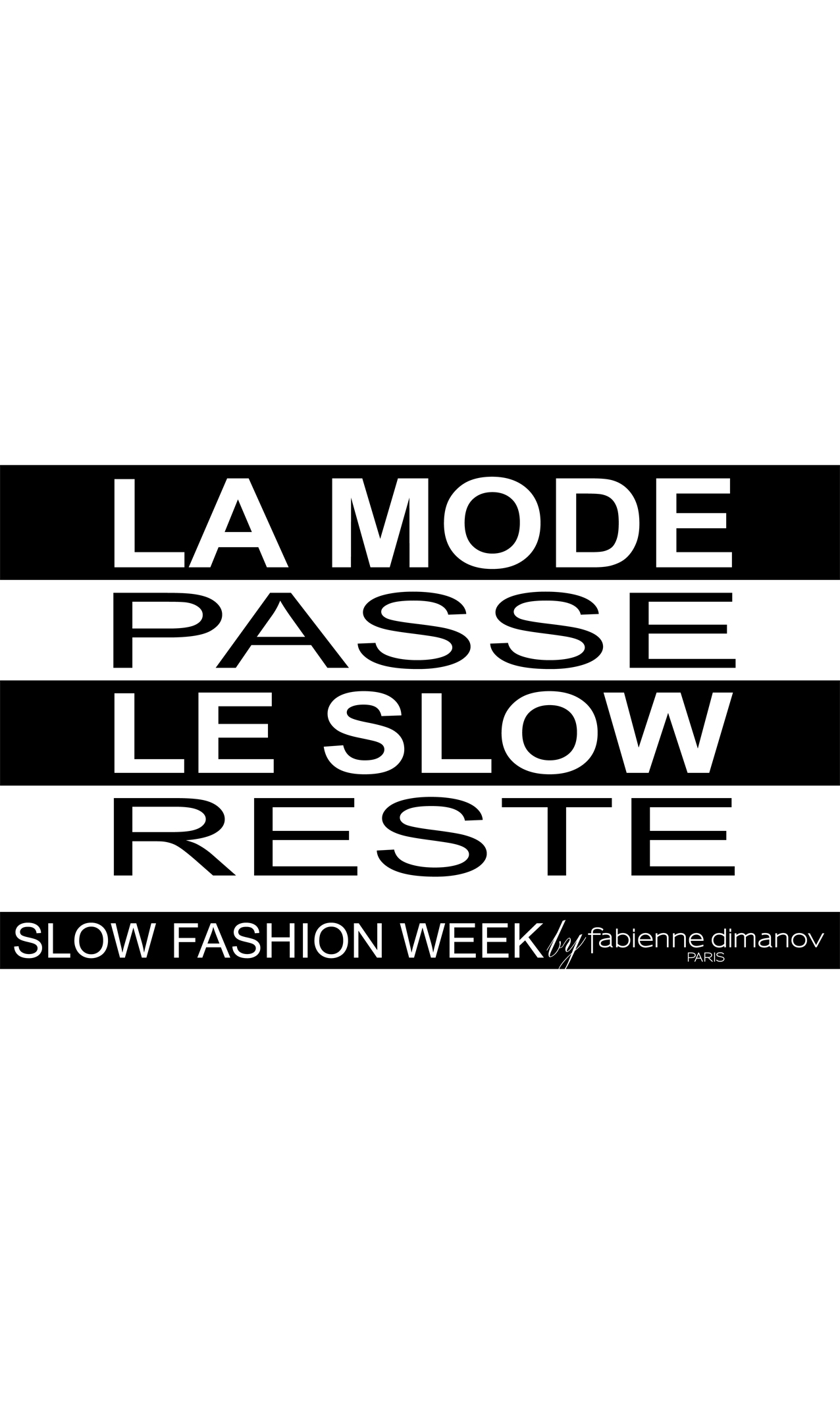 Slow Fashion Week - Fabienne Dimanov Paris