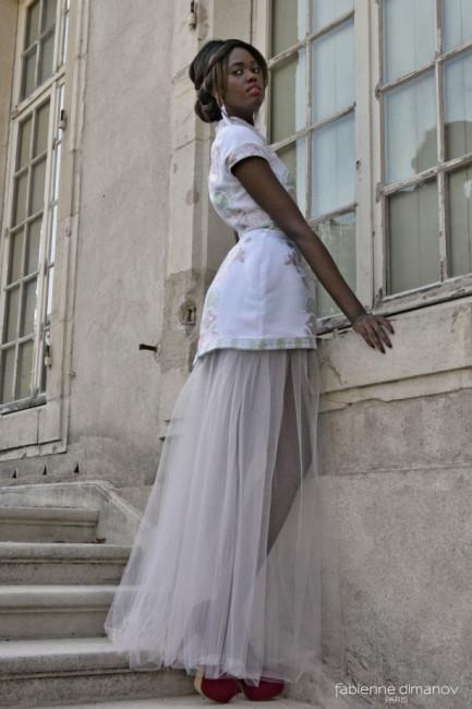 Eternel - Sofia - collection FW17 - Fabienne Dimanov Paris