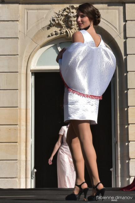 Sylphide - Sofia - collection FW17 - Fabienne Dimanov Paris
