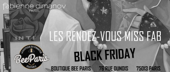 BLACK FRIDAY - Fabienne Dimanov Paris