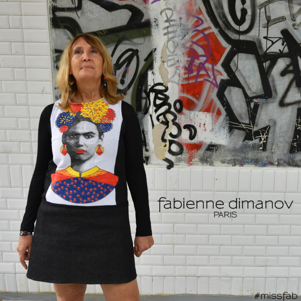 #missfab - Fabienne Dimanov Paris