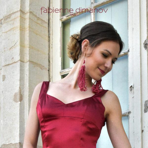 Rouge Sang - Sofia - Fabienne Dimanov Paris