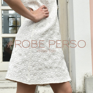Robe perso - miss fab - Fabienne Dimanov Paris