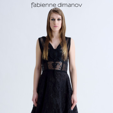 Black - Fabienne Dimanov Paris