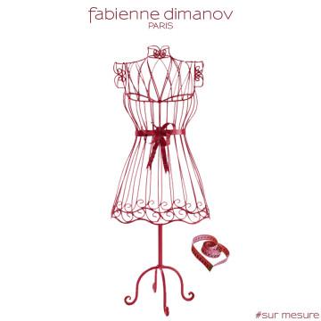 mmannequin - carte découverte - Fabienne Dimanov Paris