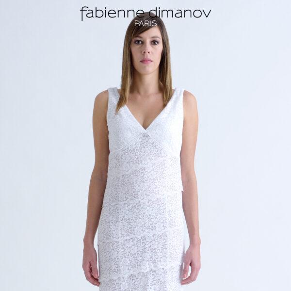 Mariée - Fabienne Dimanov Paris