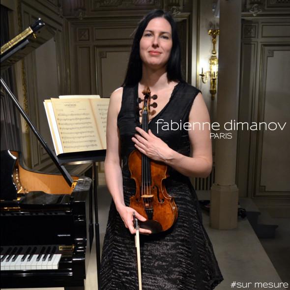 Sarah - sur mesure - Fabienne Dimanov Paris