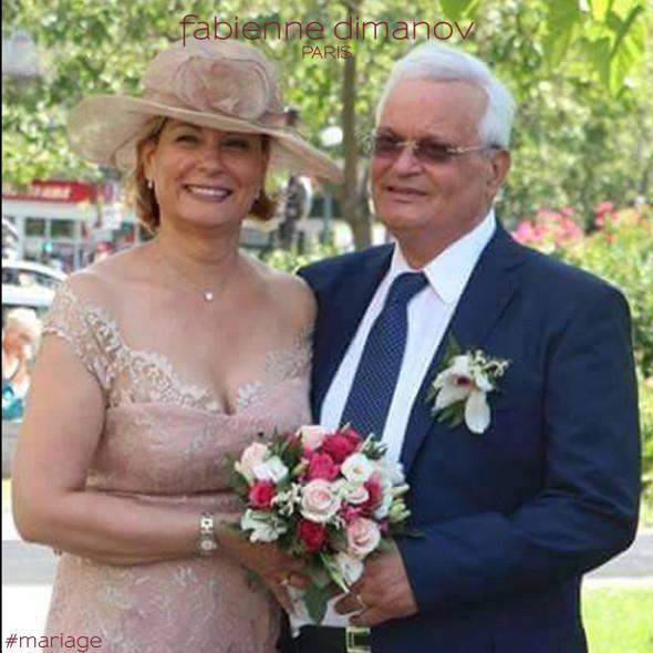 Sonia - mariage sur mesure - Fabienne Dimanov Paris