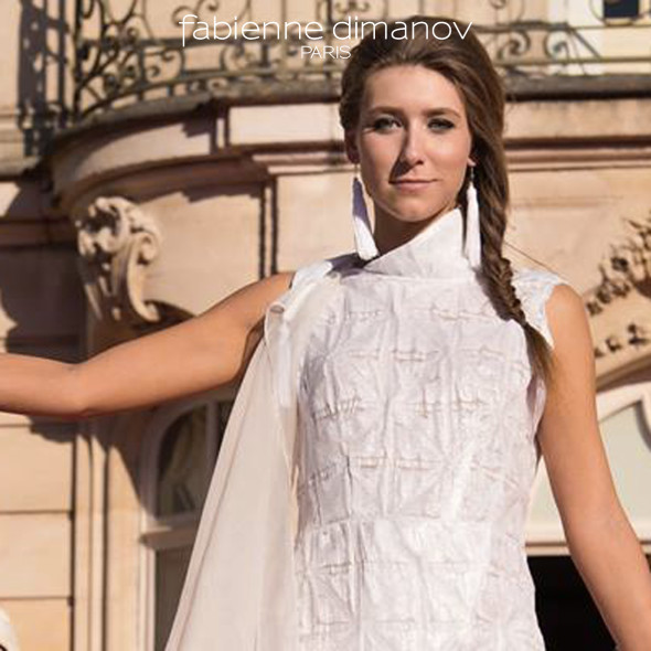 White - Fabienne Dimanov Paris