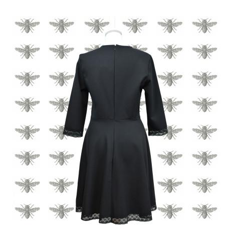 Petite Robe Noire - Miss Fab - Fabienne Dimanov Paris