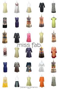 brochure septembre 2018 - Miss Fab - Fabienne Dimanov Paris