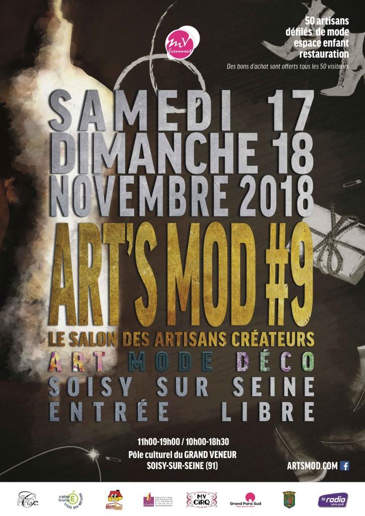 Art'smod #9 - Fabienne Dimanov Paris