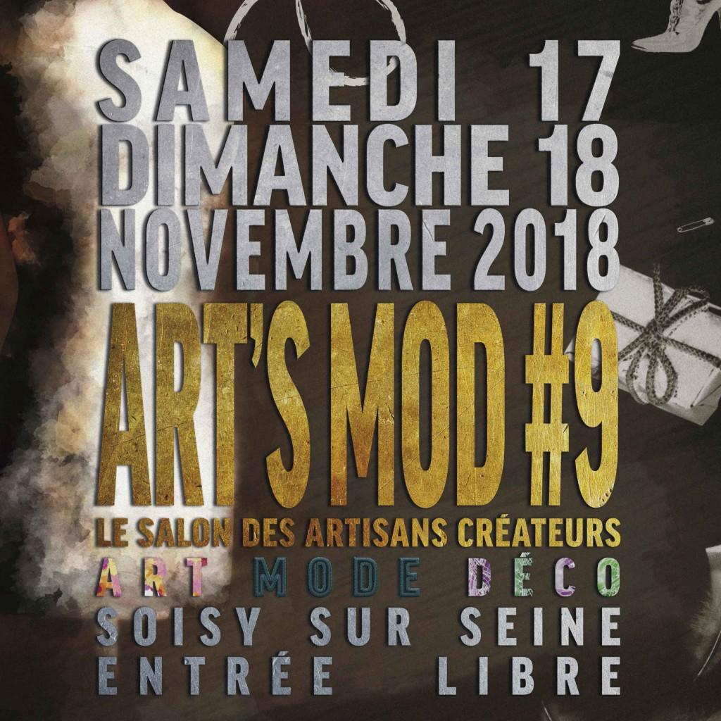 Art'smod 2018 - Fabienne Dimanov Paris