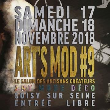 Artsmod 2018 - Fabienne Dimanov Paris