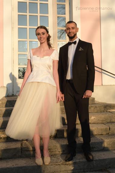 """Etoile """"L'Amour est éternel"""" - Fabienne Dimanov Mariage"""