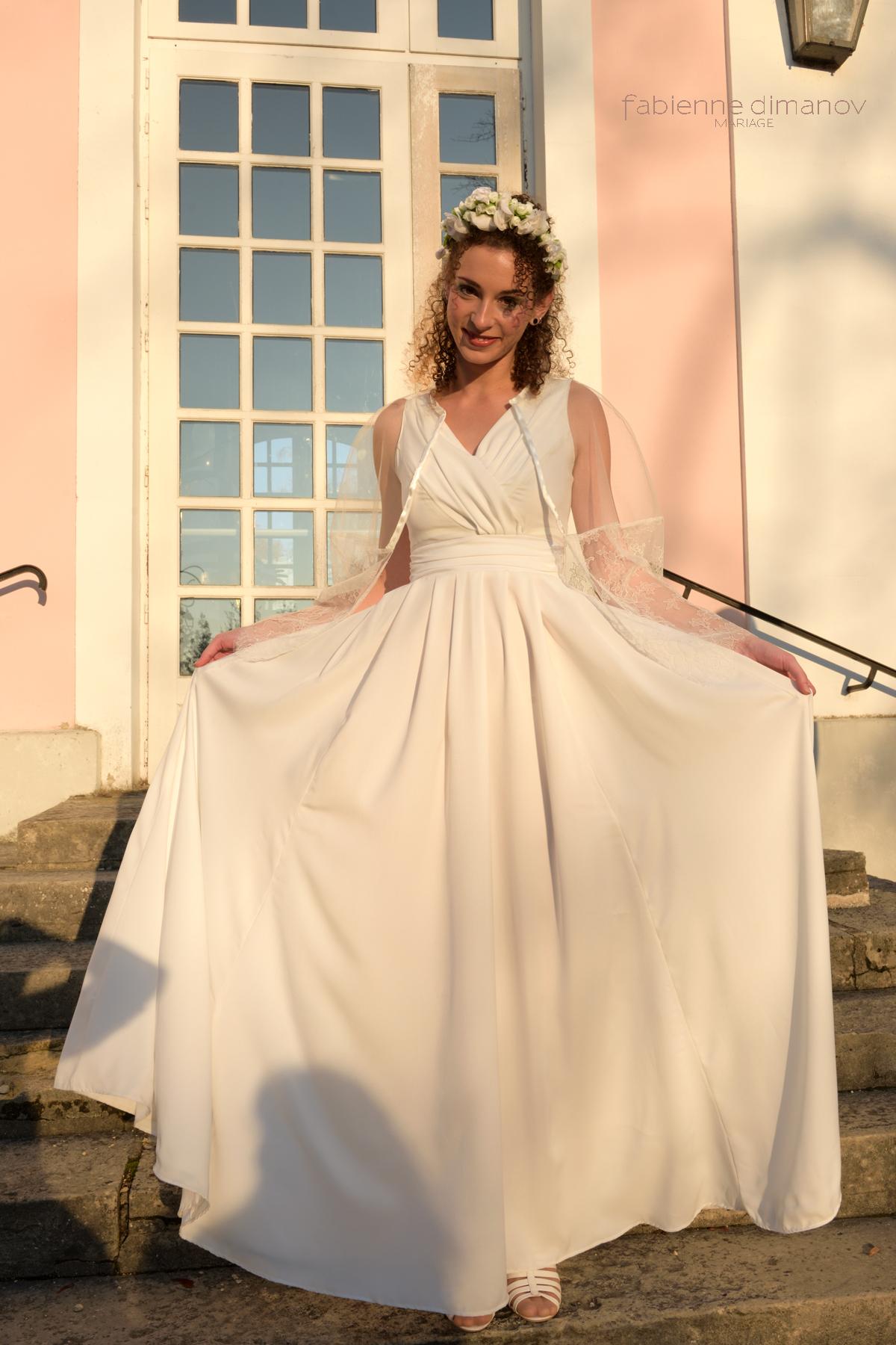 Vestale - L'Amour est Eternel - Fabienne Dimanov Mariage