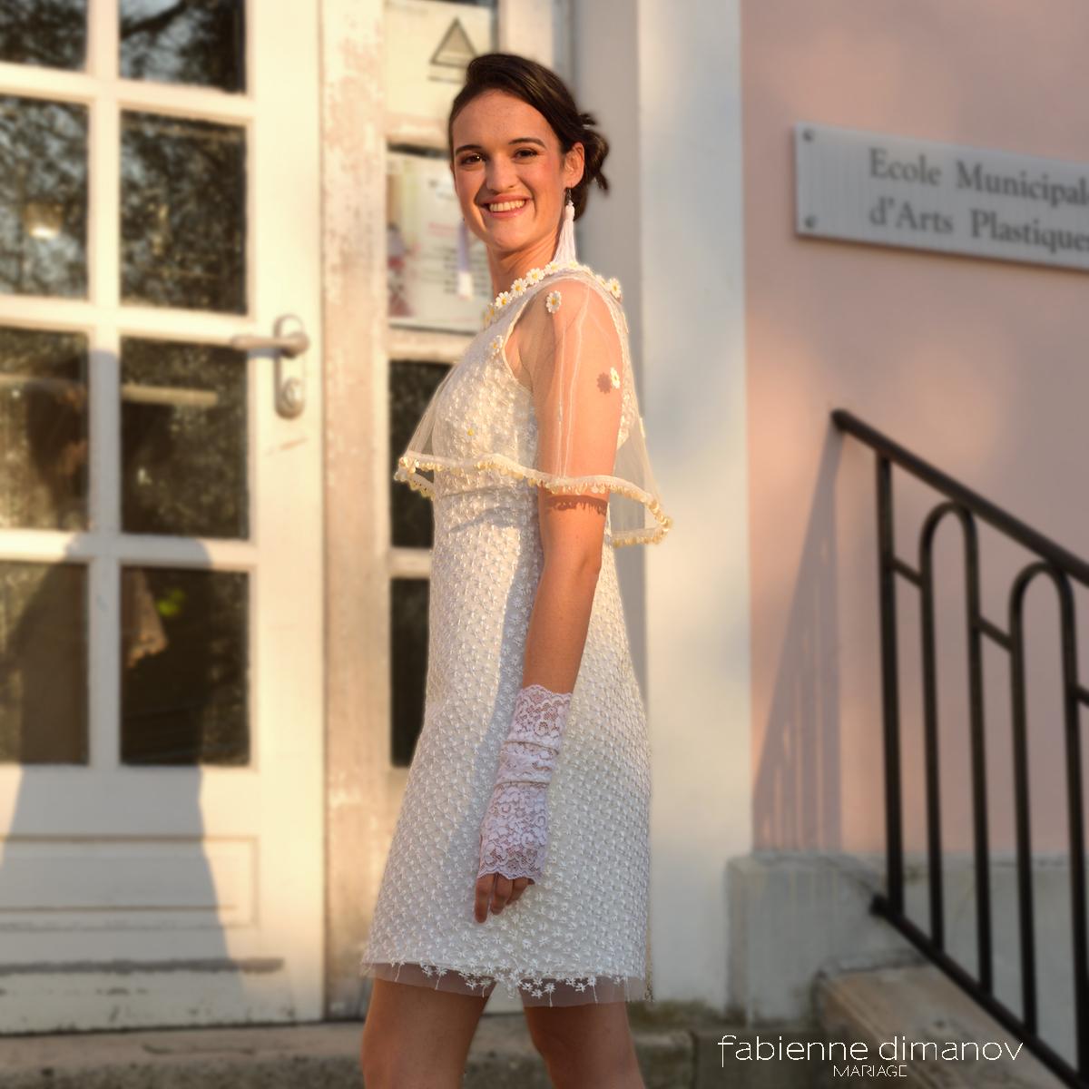 Daisy - Les petites histoires D'A - Fabienne Dimanov Mariage