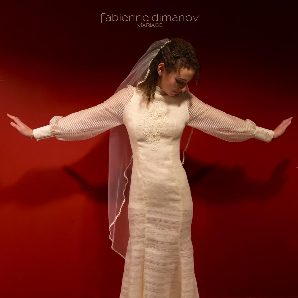 """Churchy - """"L'Amour est éternel"""" - Fabienne Dimanov Mariage"""