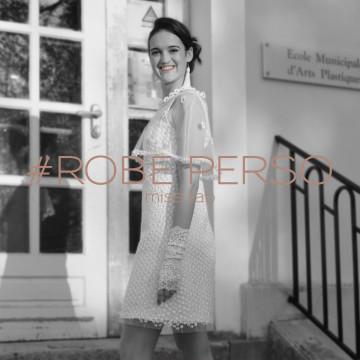 Robe perso - Mis Fab - Fabienne Dimanov Paris