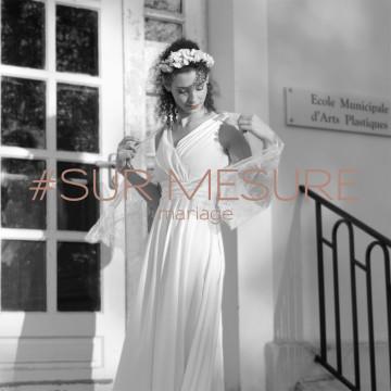 Sur mesure mariage - Fabienne Dimanov Paris