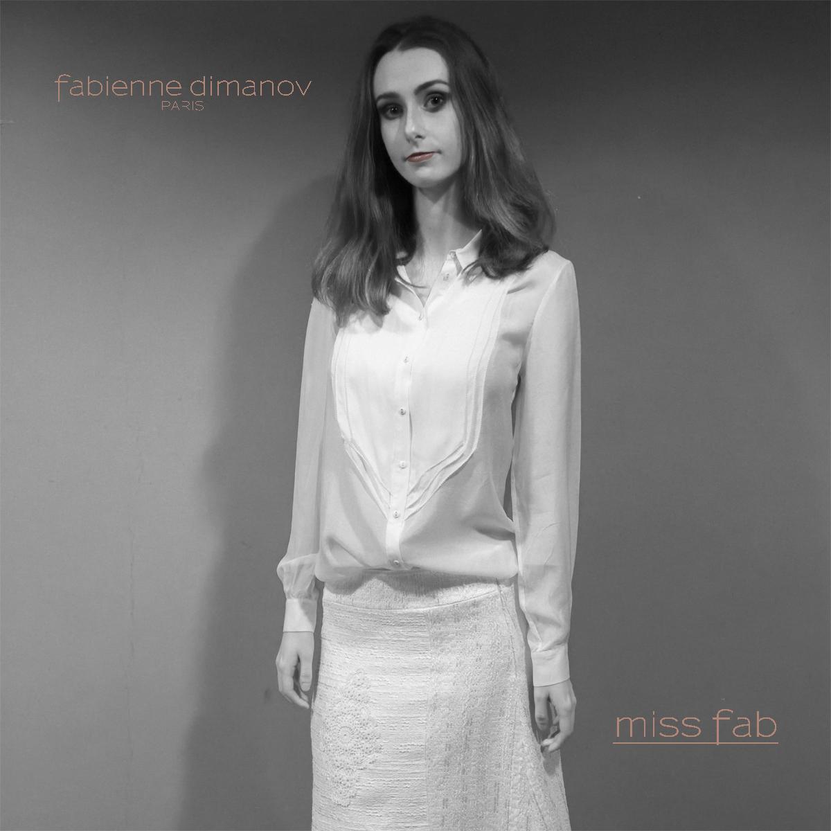 CIEL DE COTON - MISS FAB - Fabienne Dilanov Paris