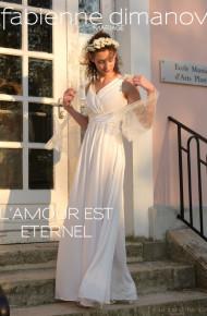 L'Amour est éternel - Fabienne Dimanov Mariage