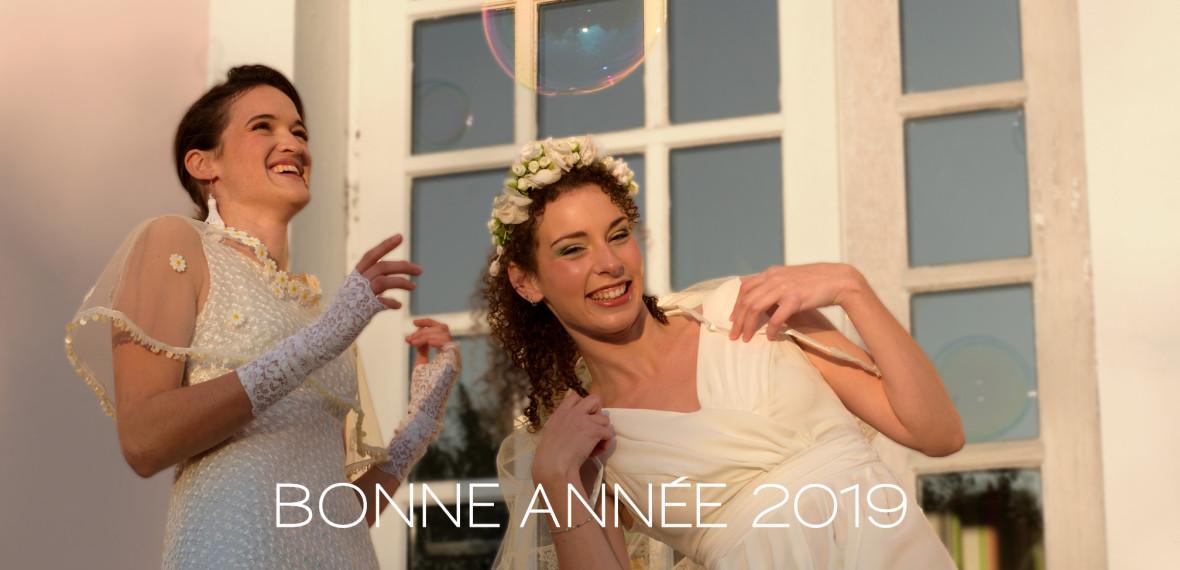Bonne Année 2019 - Fabienne Dimanov Paris
