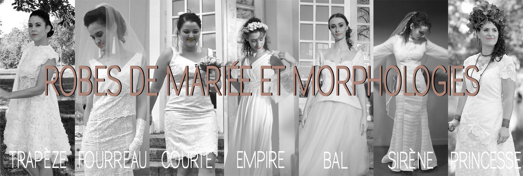 ROBES DE MARIÉE ET MORPHOLOGIES - Fabienne Dimanov Paris