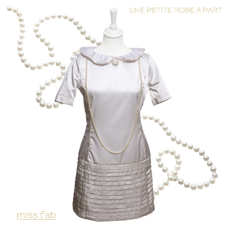 PETITE MARÉE - PERLE RARE - Miss fab - Fabienne Dimanov Paris