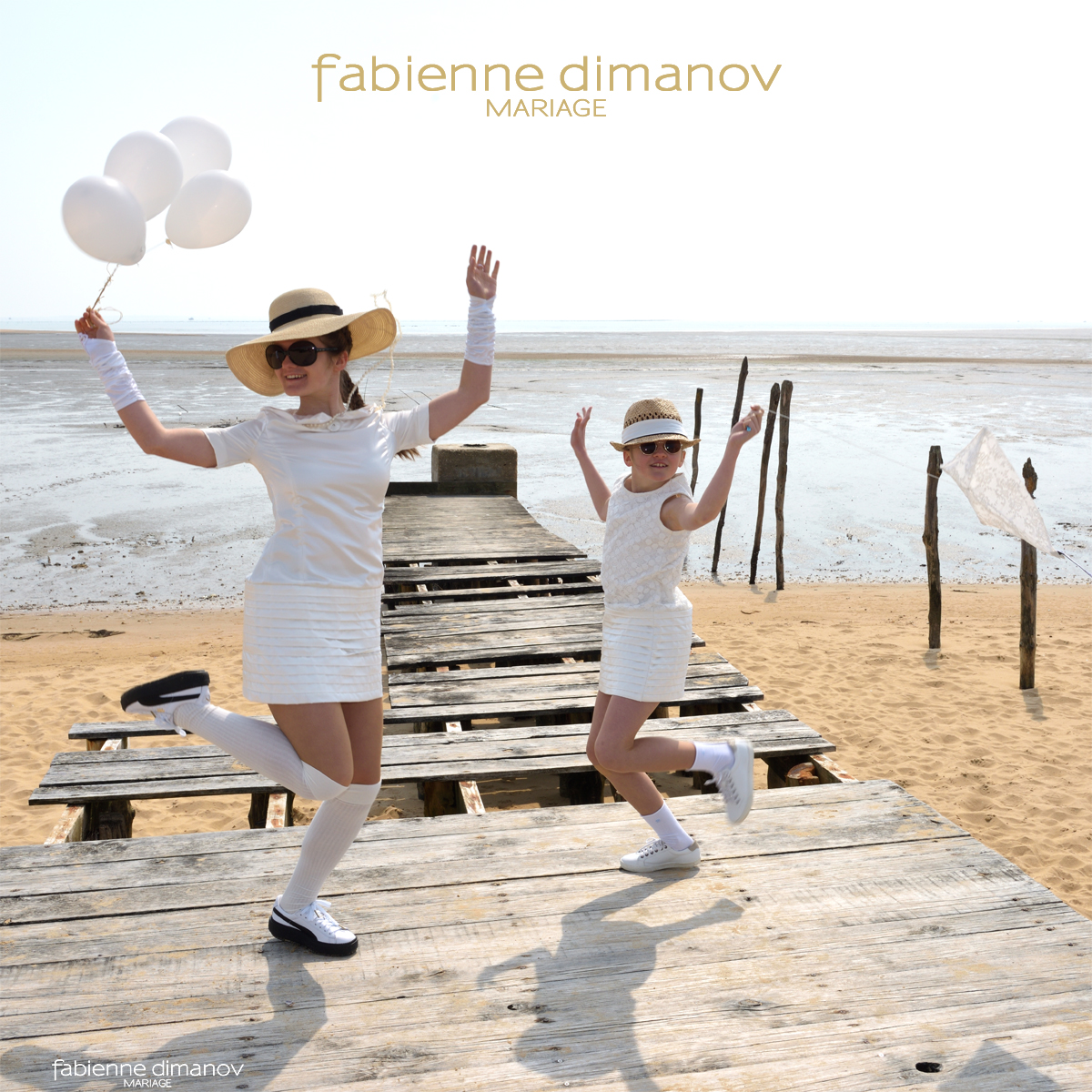Mariées 2020 - D'ART & D'AMOUR - Fabienne Dimanov Mariage