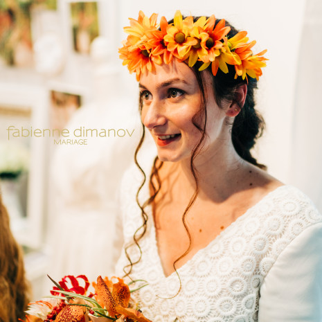 Collection Fabienne Dimanov Mariage 2020 - photo @NicolasVeillat
