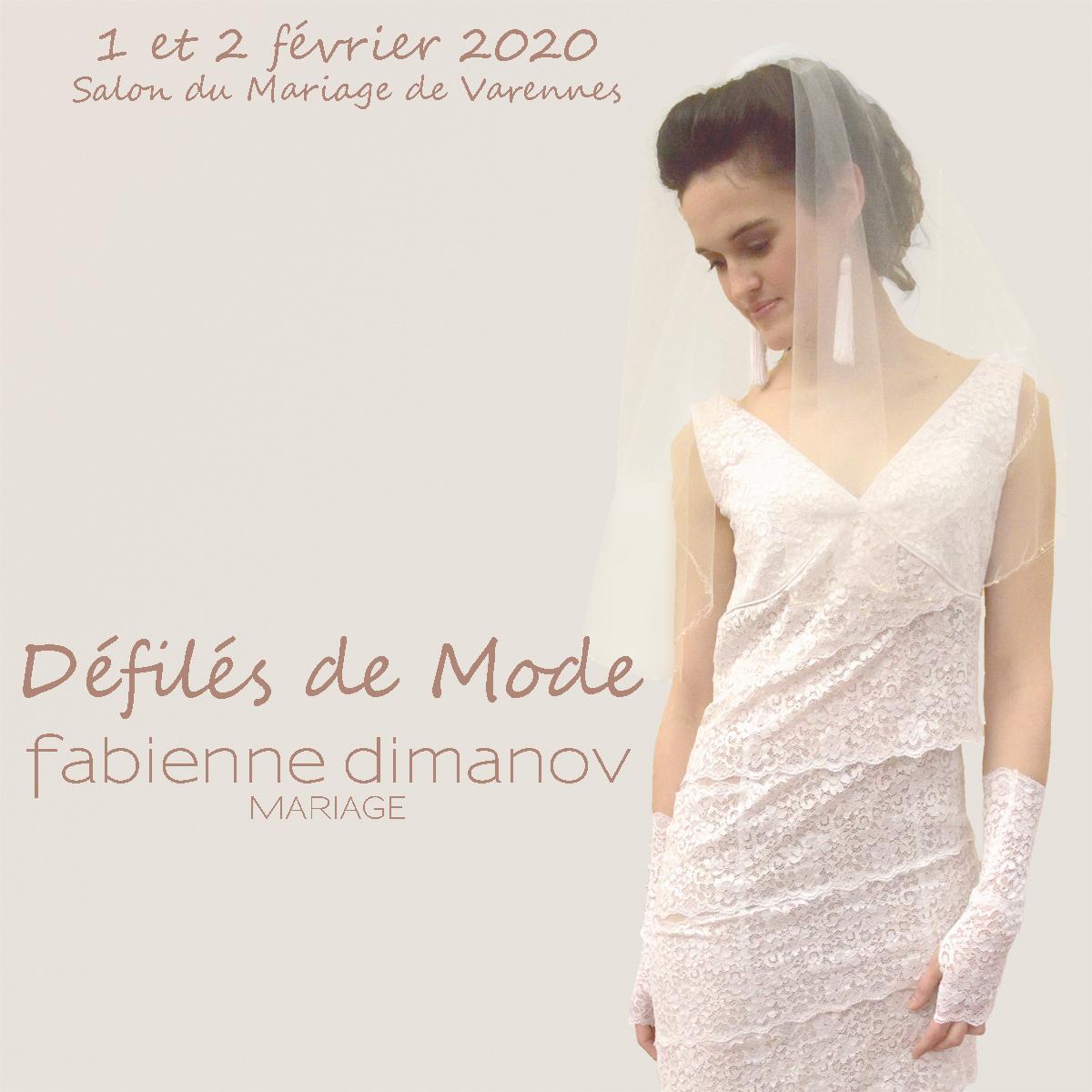 Défilés de Mode - Salon du Mariage de Varennes #1