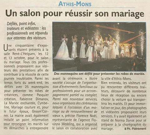Salon du mariage d'Athis-Mons - Le Républicain